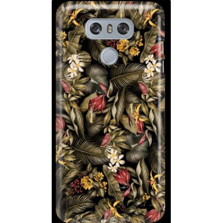 Etui na telefon LG G6 Egzotyczne Rośliny