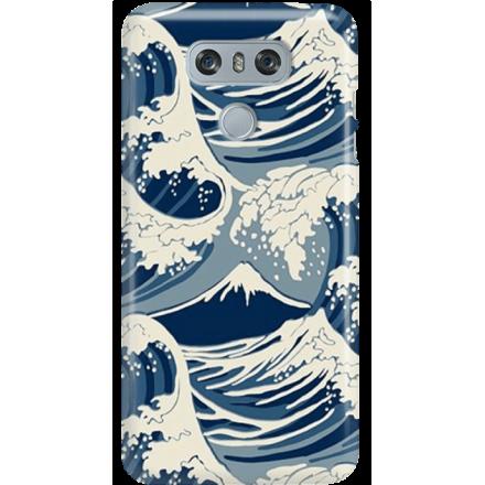 Etui na telefon LG G6 Japonskie Fale