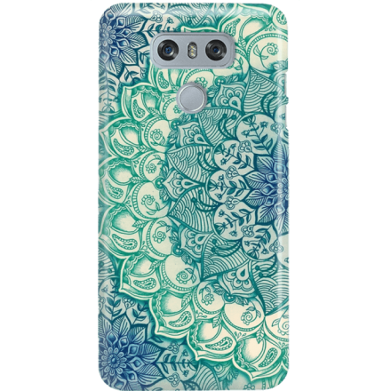 Etui na telefon LG G6 Koronka