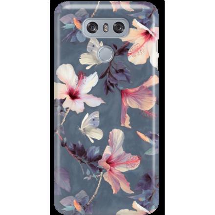 Etui na telefon LG G6 Kwiatowy Ogród