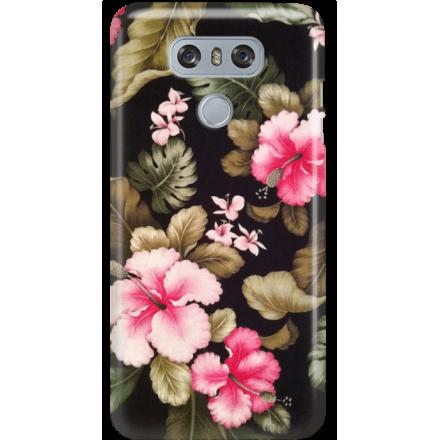 Etui na telefon LG G6 Kwiatowy Raj