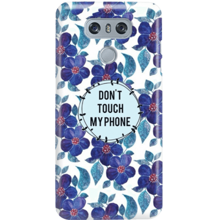 Etui na telefon LG G6 Kwiaty
