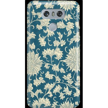 Etui na telefon LG G6 Kwiaty Ornamenty