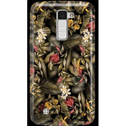 Etui na telefon LG K10 Egzotyczne Rośliny