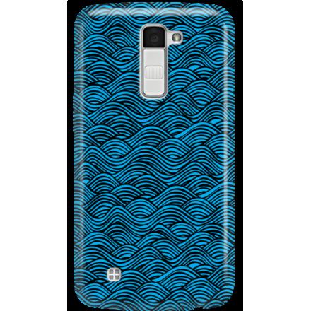 Etui na telefon LG K10 Falujące Morze