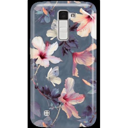 Etui na telefon LG K10 Kwiatowy Ogród
