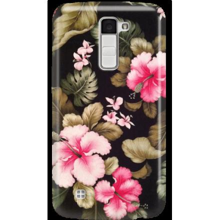 Etui na telefon LG K10 Kwiatowy Raj