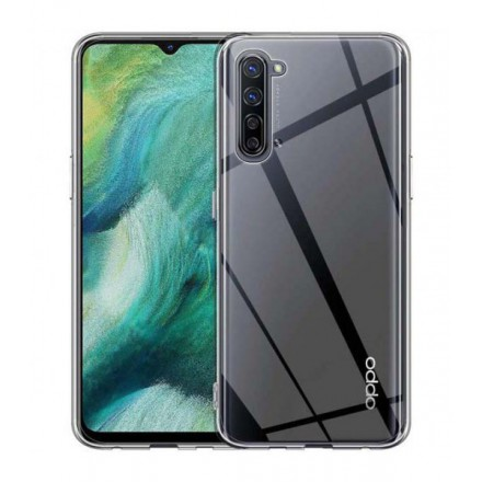 ETUI CLEAR NA TELEFON OPPO FIND X2 LITE TRANSPARENT