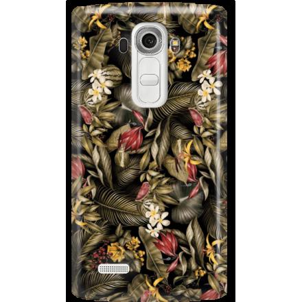 Etui na telefon LG G4 Egzotyczne Rośliny