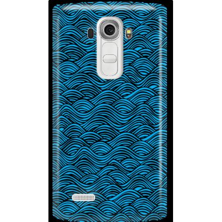 Etui na telefon LG G4 Falujące Morze