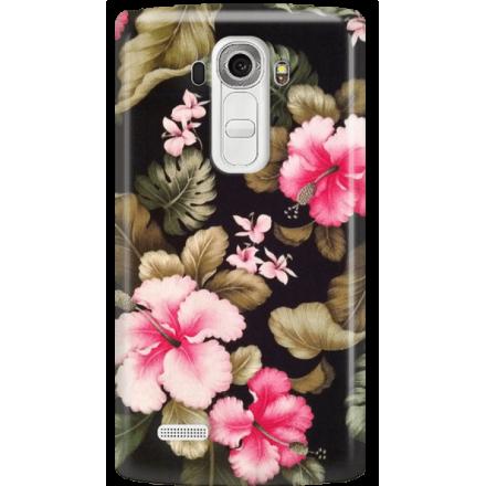 Etui na telefon LG G4 Kwiatowy Raj