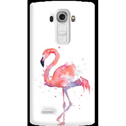 Etui na telefon LG G4 Malowany Flaming