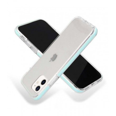ETUI SUMMER CASE NA TELEFON APPLE IPHONE 12 MINI MIĘTOWY
