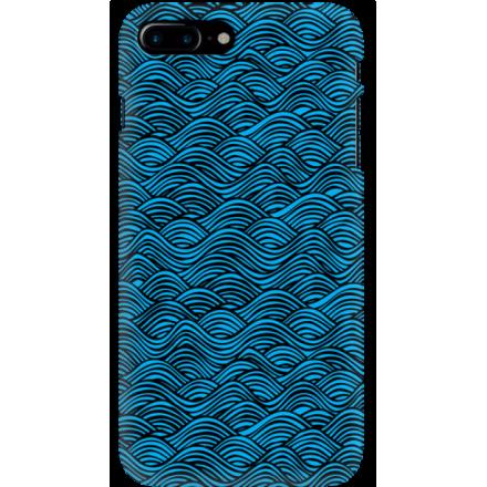 Etui na telefon Iphone 7 Plus / 8 Plus Falujące Morze