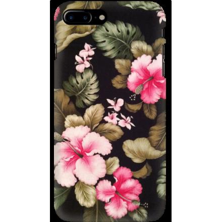 Etui na telefon Iphone 7 Plus / 8 Plus Kwiatowy Raj