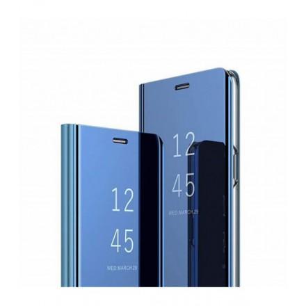 ETUI BOOK CLEAR VIEW NA TELEFON SAMSUNG GALAXY A32 / A32 5G NIEBIESKI