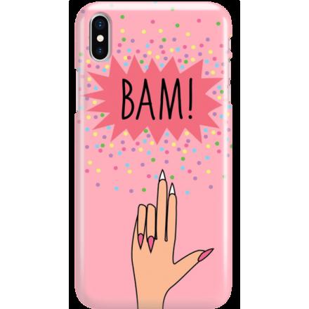 Etui na telefon Iphone X Bam