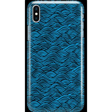 Etui na telefon Iphone X Falujące Morze
