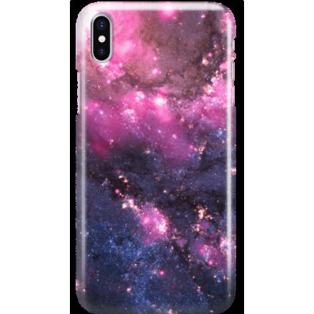 Etui na telefon Iphone X Galaktyka