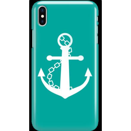 Etui na telefon Iphone X Kotwica