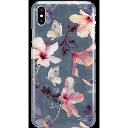 Etui na telefon Iphone X Kwiatowy Ogród