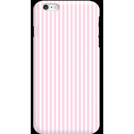 Etui na telefon Iphone 6 Plus / 6S Plus Candy Różowe Paski