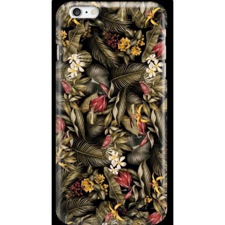 Etui na telefon Iphone 6 Plus / 6S Plus Egzotyczne Rośliny