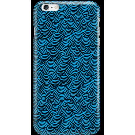 Etui na telefon Iphone 6 Plus / 6S Plus Falujące Morze
