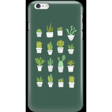 Etui na telefon Iphone 6 Plus / 6S Plus Kaktusy