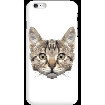 Etui na telefon Iphone 6 Plus / 6S Plus Kot Geometryczny