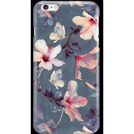 Etui na telefon Iphone 6 Plus / 6S Plus Kwiatowy Ogród