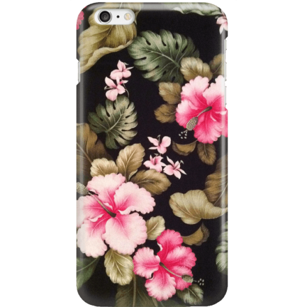 Etui na telefon Iphone 6 Plus / 6S Plus Kwiatowy Raj