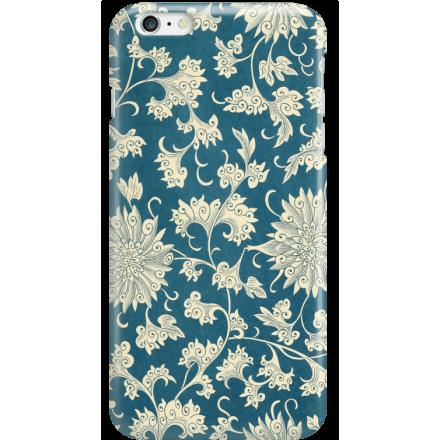 Etui na telefon Iphone 6 Plus / 6S Plus Kwiaty Ornamenty