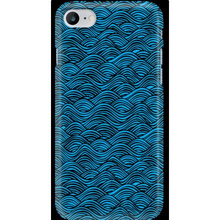 Etui na telefon Iphone 7 / 8 Falujące Morze
