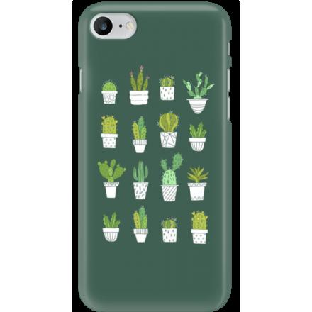 Etui na telefon Iphone 7 / 8 Kaktusy