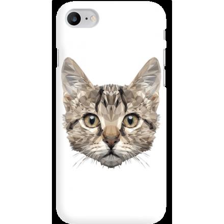 Etui na telefon Iphone 7 / 8 Kot Geometryczny