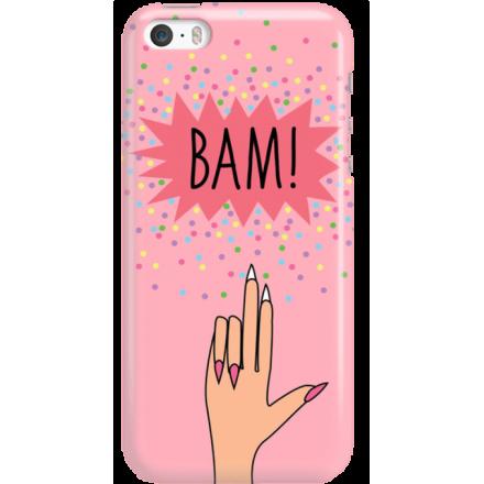 Etui na telefon Iphone 5 5S SE Bam