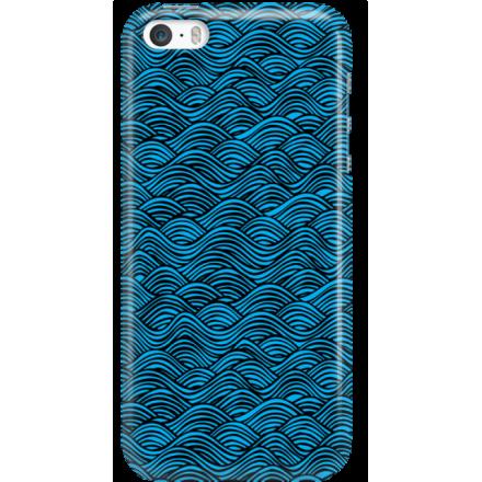 Etui na telefon Iphone 5 5S SE Falujące Morze