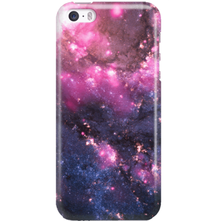 Etui na telefon Iphone 5 5S SE Galaktyka