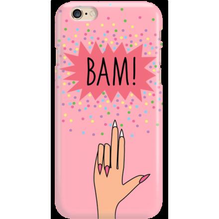 Etui na telefon Iphone 6 6S Bam