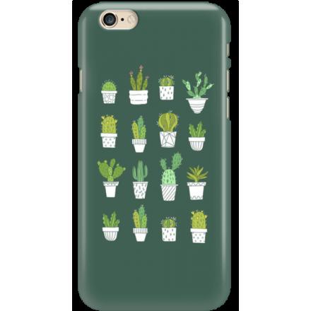 Etui na telefon Iphone 6 6S Kaktusy