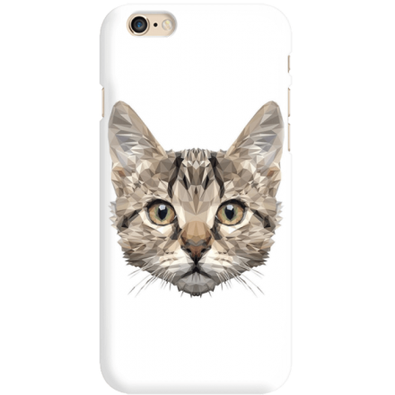 Etui na telefon Iphone 6 6S Kot Geometryczny