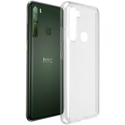 ETUI CLEAR NA TELEFON HTC DESIRE U20 5G TRANSPARENT