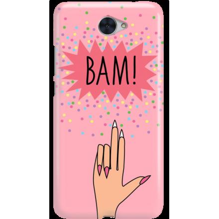 Etui na telefon Huawei Y7 Bam