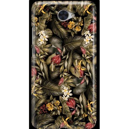 Etui na telefon Huawei Y7 Egzotyczne Rośliny