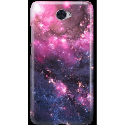 Etui na telefon Huawei Y7 Galaktyka