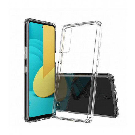 ETUI CLEAR NA TELEFON LG X STYLO 7 5G TRANSPARENT