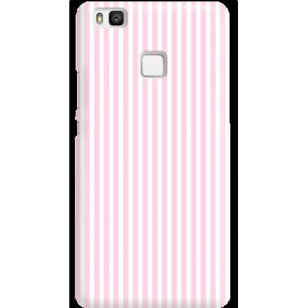 Etui na telefon Huawei P9 Lite Candy Różowe Paski