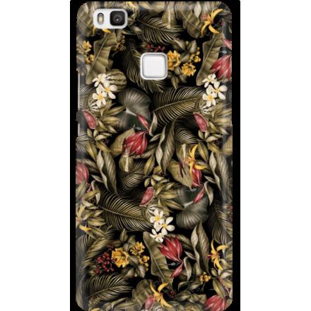 Etui na telefon Huawei P9 Lite Egzotyczne Rośliny