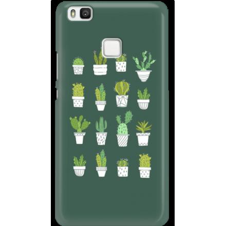 Etui na telefon Huawei P9 Lite Kaktusy